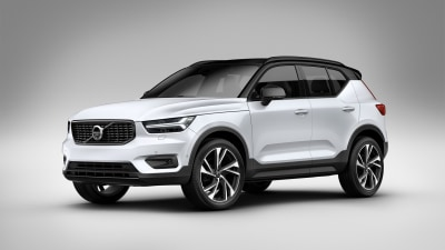 EVs and SUVs for Volvo from 2019