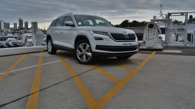 2018 Skoda Kodiaq 140TDI 4x4 review