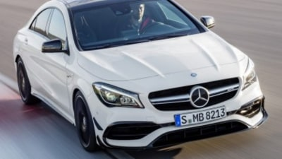 Facelifted Mercedes-Benz CLA and CLA Shooting Brake revealed