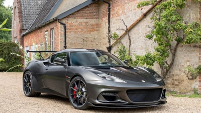 Evora GT430 is Lotus' Most Powerful Road Car Yet