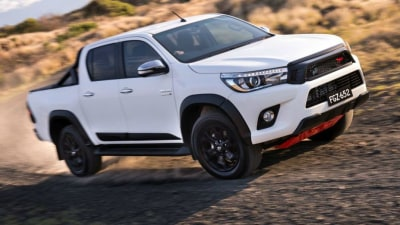Toyota Sees Room Above SR5 For New Top-Spec HiLux