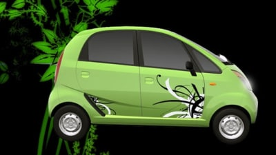 Tata Nano Hybrid In The Works, First Customised Nano Revealed