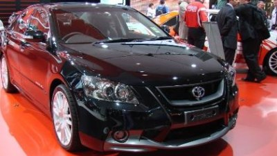 TRD bring Aurion and Hi Lux to Sydney Motor Show