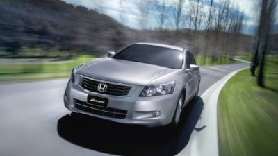 Honda Releases 2009 40th Anniversary Limited Edition Honda Accord