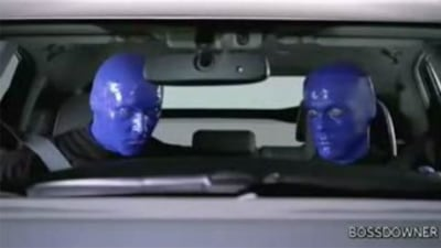 2010 Toyota Prius: On Camera With The Blue Man Group