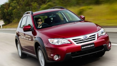 2010 Subaru Impreza XV Now On Sale In Australia