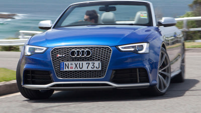 2014 Audi RS5 Cabriolet: Price And Features For Souped-up Drop-top