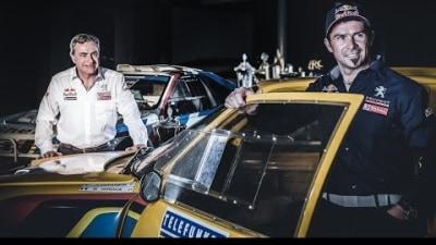 Peugeot Making 2015 Dakar Return With 2008 DKR Rally Car: Video