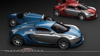 Bugatti Veyron Centenaire: Special Editions Just Got More Special