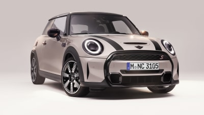 2021 Mini Hatch and Convertible facelift unveiled