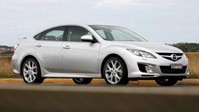 Mazda6 Diesel Sports Hatch