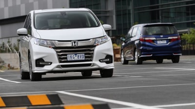 Honda Odyssey VTi-L Adds Safety Equipment For 2018 - Price And Features For Australia