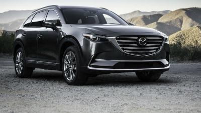 2016 Mazda CX-9 Debuts SkyActiv Turbo Tech At LA