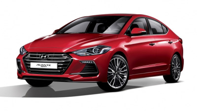2017 Hyundai Elantra SR Previewed With Korean-Market Avante Sport