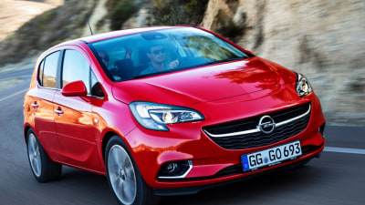 2015 Opel Corsa: New Light Hatch Revealed