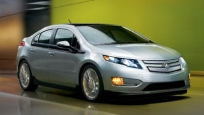 Holden Volt used car review