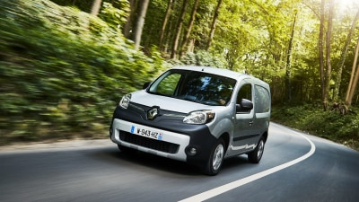 Renault chases fleet buyers with new electric cars
