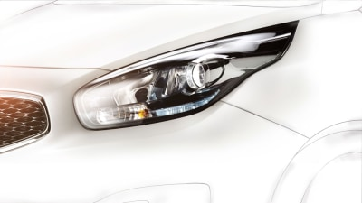 2013 Kia Rondo Teased Further, Paris Debut On The Cards