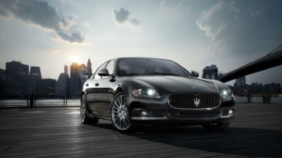Maserati Quattroporte Sport GT S Headed To Detroit