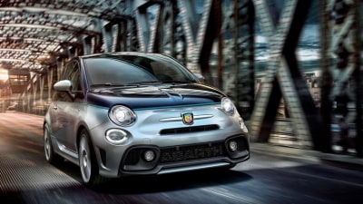 Abarth 695 Rivale 2019 comes to Oz