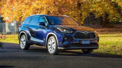 2021 Toyota Kluger launch review