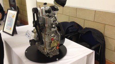 Self-Supercharging Engine Developed In The UK