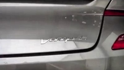 Aston Martin Vanquish To Rise Out Of AM310 Project?