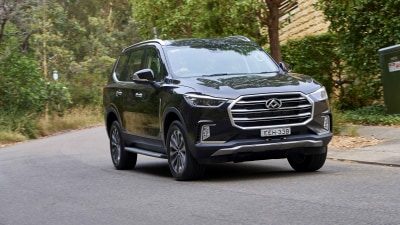 2019 LDV D90 review: Executive 4WD