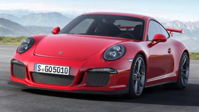 Manual Transmission Set To Return To Next Generation Porsche 911 GT3