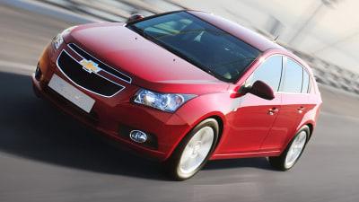2012 Holden Cruze Hatchback Revealed