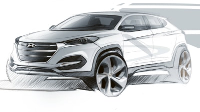 New Hyundai Tucson: Global ix35 Replacement Teased