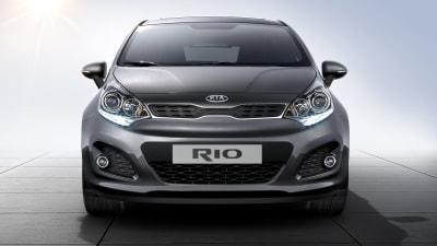 2012 Kia Rio To Show At Australian International Motor Show