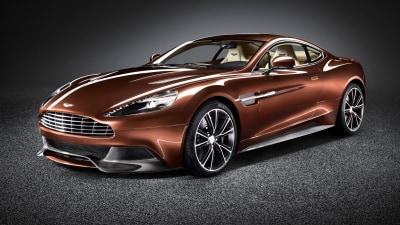2013 Aston Martin Vanquish Revealed