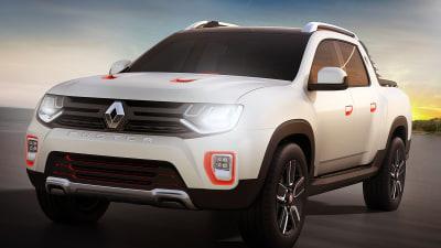 Renault Ute Now Closer: Not A 'Badge-Engineered' Navara