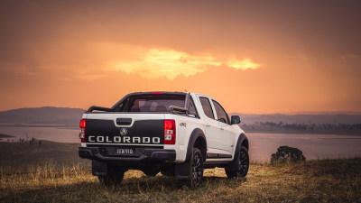 Holden Colorado LSX revealed