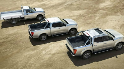 Nissan Navara 2016 Pricing For Single-Cab And King-Cab Variants