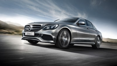 Mercedes-Benz Edition C detailed