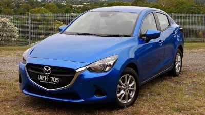 2016 Mazda2 Maxx Sedan Automatic REVIEW   Micro-sedan, Big On Appeal