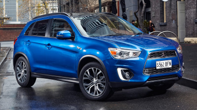 Mitsubishi ASX: 2016 Price And Features For Updated SUV
