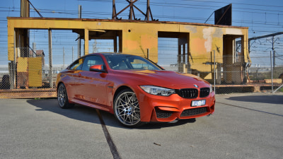 2016 BMW M4 Competition REVIEW | Faster, But Better Behaved, BMW Tames 'The Bad Boy'
