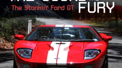 Ford GT Supercar Road Test Review