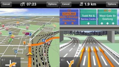 Navigon Launches MobileNavigator Satellite Navigation iPhone App For Australia