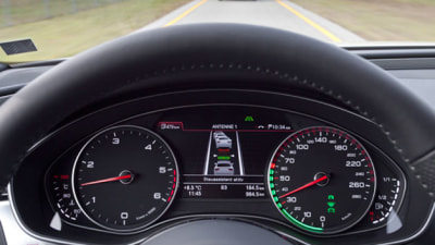 Audi Flagships Going Autonomous In Traffic