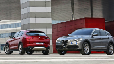 Alfa Romeo Stelvio - Three New Variants Revealed Ahead Of Geneva