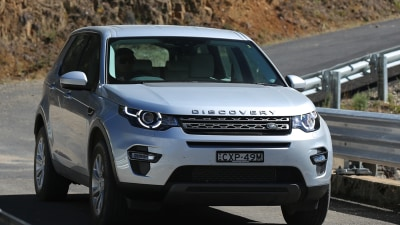 Land Rover Discovery Sport Review: 2015 SD4 - Impressive On-Road, Class Leading Off It