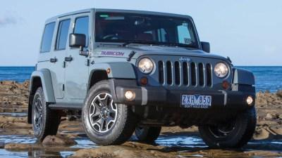 Jeep Wrangler Rubicon 10th Anniversary Edition On Sale In Australia