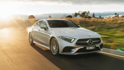 Mercedes-Benz CLS 450 2018 Review