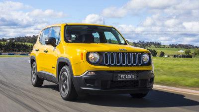 Jeep investigating new micro-SUV