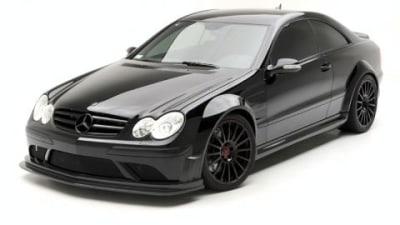 Vorsteiner Takes Mercedes CLK 63 AMG: Gives Us The Black Widow