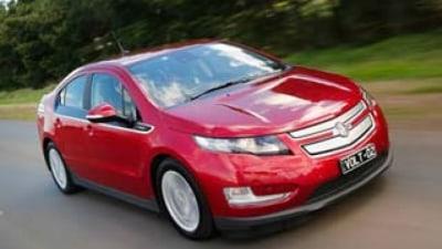 New car review: Holden Volt